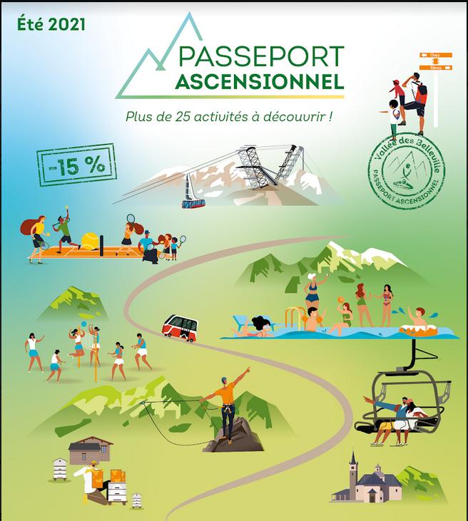 ascension passport les menuires les belleville