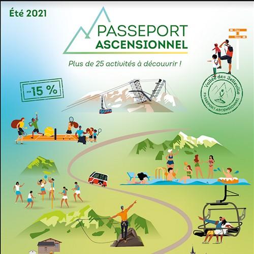 Passeport ascensionnel Les Menuires Les Belleville