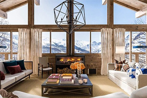Accomodation - Saint Martin de Belleville - ski resort