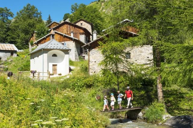 leisure activities - summer holidays - Saint Martin de Belleville