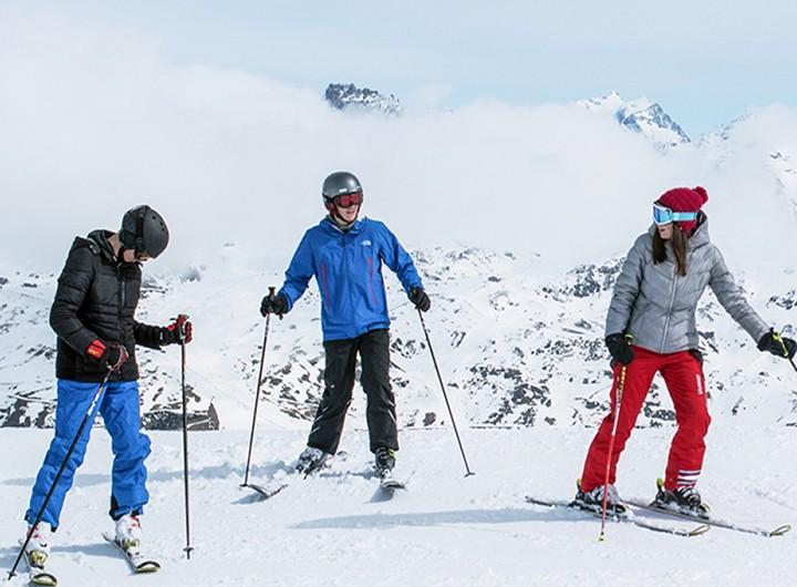 Ski clothes rental