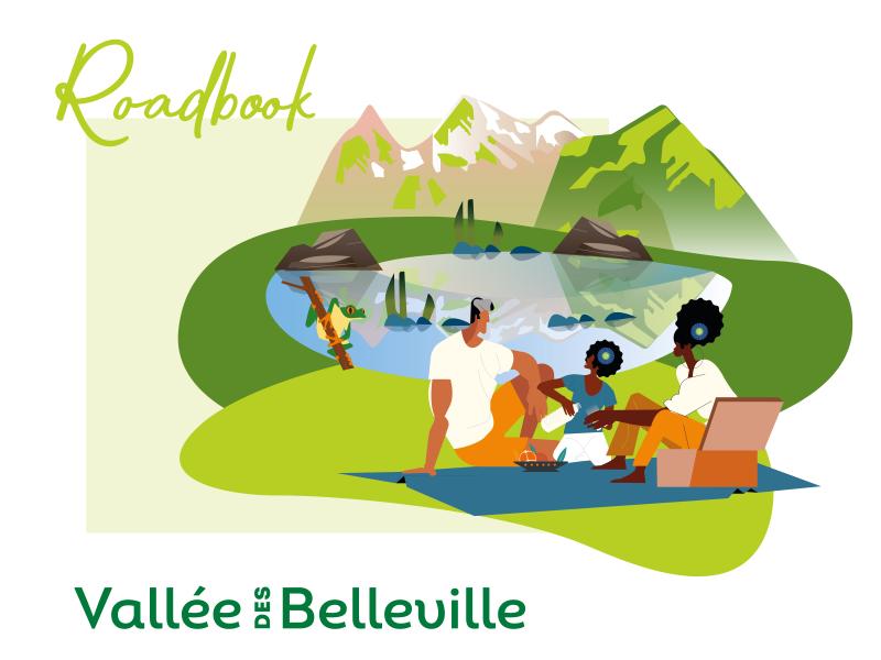 Roadbook Vallée des Belleville
