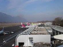 Tranfers from/to CHAMBERY Airport