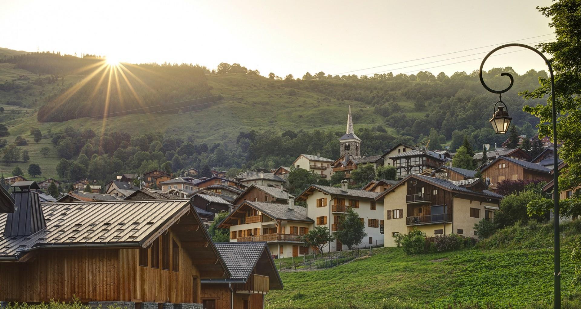 reservation sejour montagne saint martin de belleville