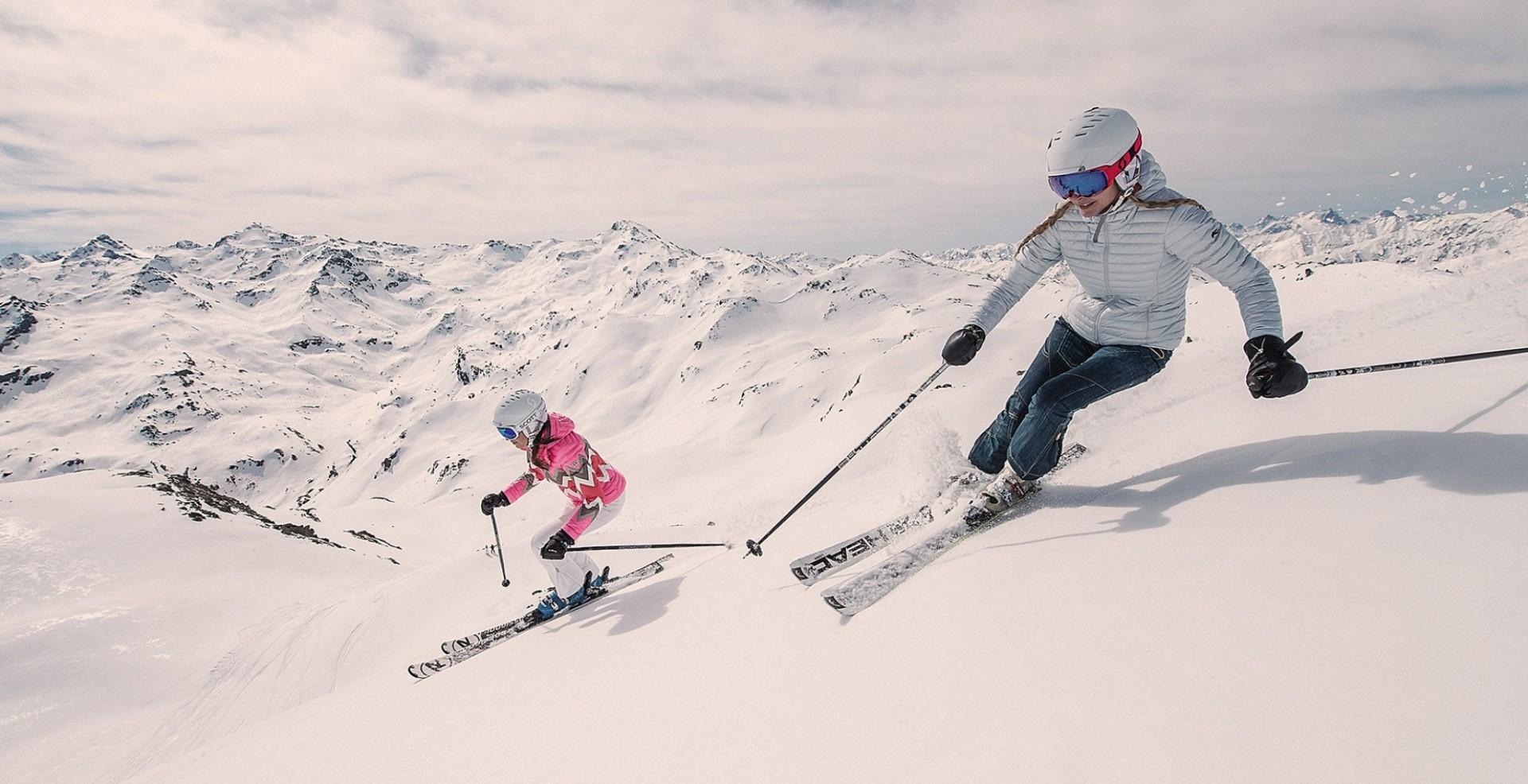 reservation sejour ski saint martin de belleville 3 vallees