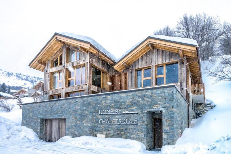 Chalets Home By You 04-4 pièces-8 personnes-Saint Martin de Belleville-les-3-vallées